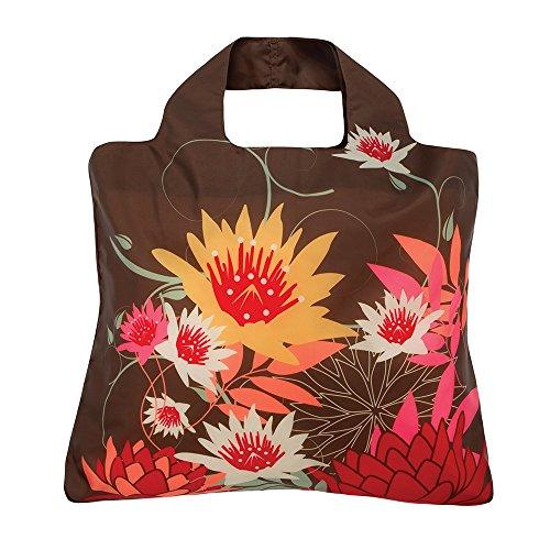Envirosax wiederverwendbar Faltbare Einkaufstasche Eco Taschen Shopper Tote, 5Farben Color 3