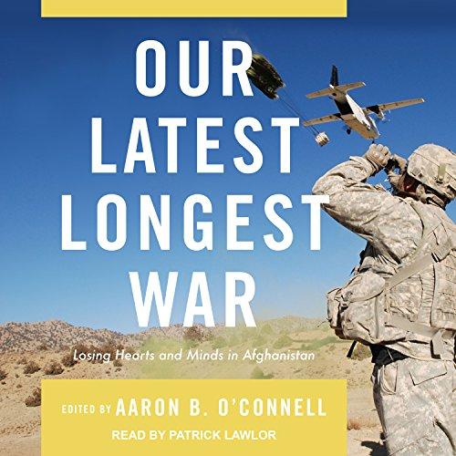 Our Latest Longest War audiobook cover art