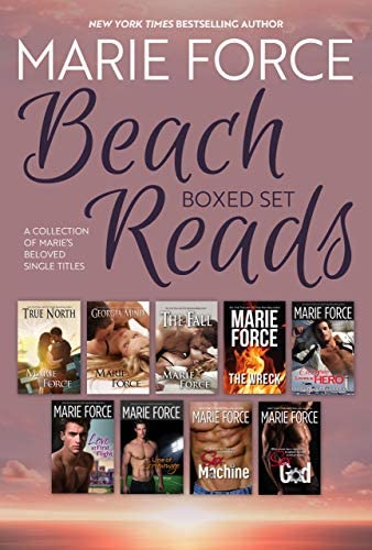 Beach Reads Boxed Set product image