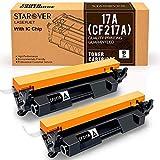 2 Negro PayForLess CF217A 2 Paquete Cartucho de t/óner Compatible para HP 17A CF217A para HP Laserjet Pro M102w丨M102a丨MFP M130nw丨MFP M130fw丨MFP M130fn丨MFP M130a Impresoras