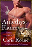 Amethyst Flame: A Paranormal Romance (The Flame Series Book 2)