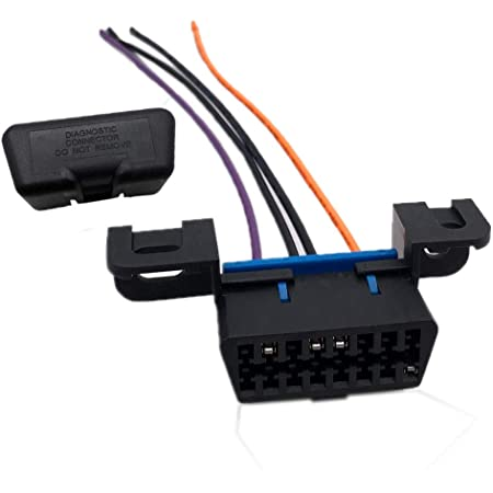 Amazon Com Michigan Motorsports Obdii Obd2 Wiring Harness Connector Pigtail Harness Fits Ls1 Lt1 Data Link Camaro Firebird Pontiac And Many Other Applications Automotive