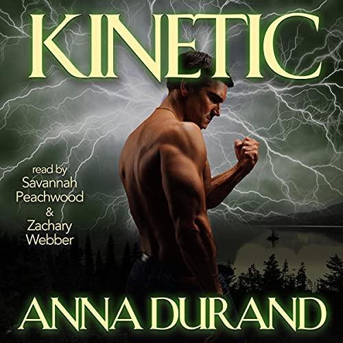 Kinetic: Psychic Crossroads, Book 3