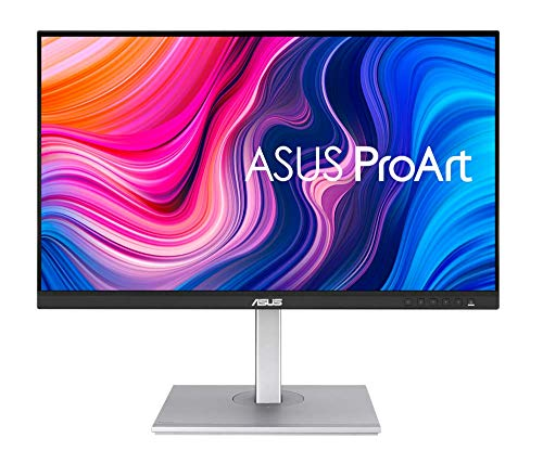 ASUS PA279CV Monitor Profesional ASUS ProArt Display PA279CV: 27'', IPS, 4K UHD (3840 x 2160), 100% sRGB, 100% Rec. 709, Precisión cromática ΔE