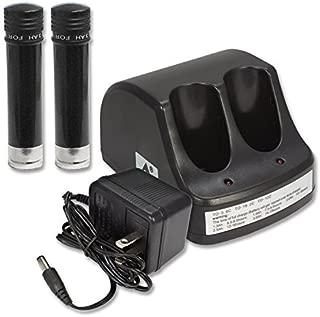 ExpertPower 3.6v 1300mAh NiCd Battery for Black & Decker VP100, VP110, VP130, VP143 151995-03 383900-03 387854-00 Sears Craftsman 00911271000 11271 900.112710 (2 Batteries + 1 Charger)