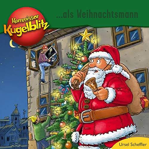 Kugelblitz als Weihnachtsmann Titelbild