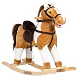 Rockin' Rider Turbo Rocking Horse