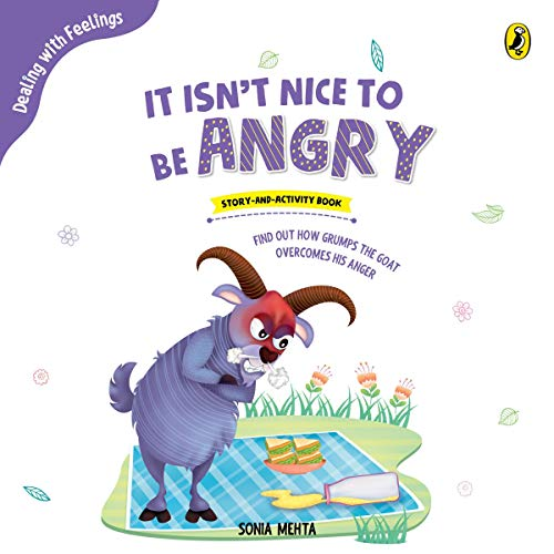 Couverture de It Isn't Nice to Be Angry