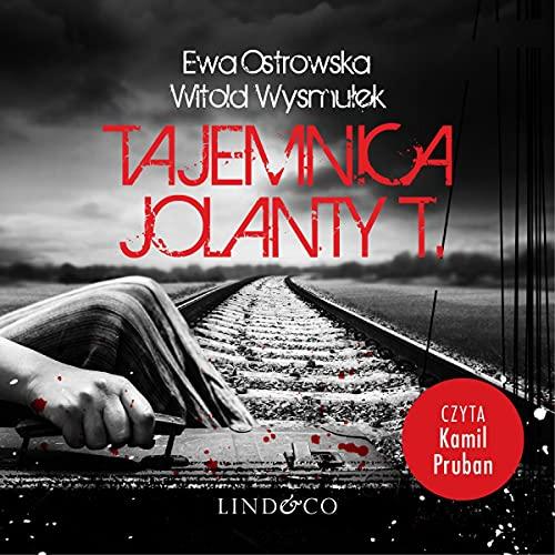Diseño de la portada del título Tajemnica Jolanty T