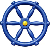 Jungle Gym Kingdom Pirate Ships Wheel (Blue)