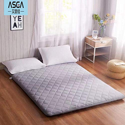 zlzty kruipmat, Tatami matras, draagbaar matras, grond slaapmat Lazy Bed slaapzaal, opklapbare matras reizen wieg