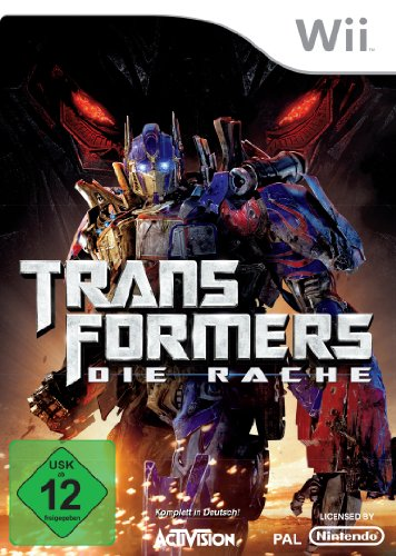 Transformers 2 - Die Rache - [Nintendo Wii]
