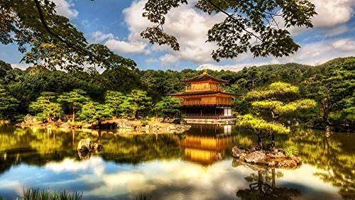 Puzzel Japanse zen Kinderen educatieve intelligentie uitdaging puzzel verjaardagscadeau