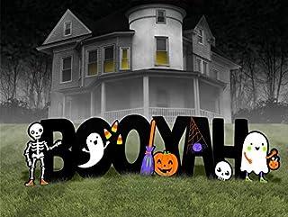 Amscan Halloween Boo‑Yah! Yd Signs