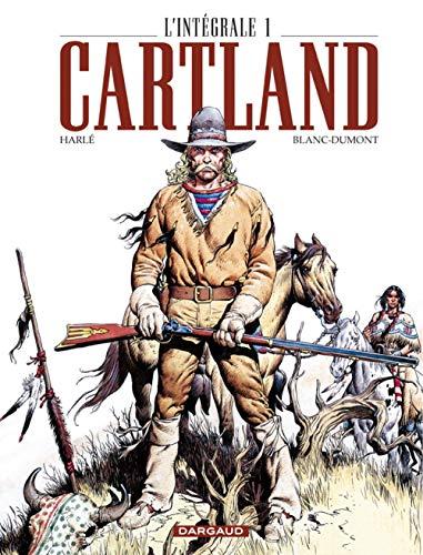 Cartland - Intégrale - tome 1 - Cartland Intégrale T1 (1.2.3.4)