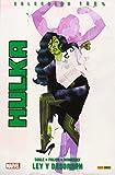 Hulka 1. Ley Y Desorden (COLECCIÓN 100% MARVEL)