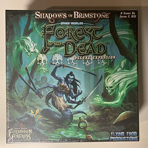Shadows of Brimstone: OtherWorlds - Forest of The Dead [Expansion]