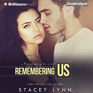 Remembering Us audiobook cover art