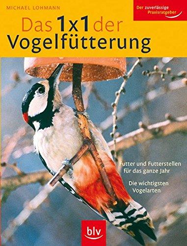 Das 1 x 1 der Vogelfütterung: Futter und Futterstellen für das ganze Jahr - Die wichtigsten Vogelarten