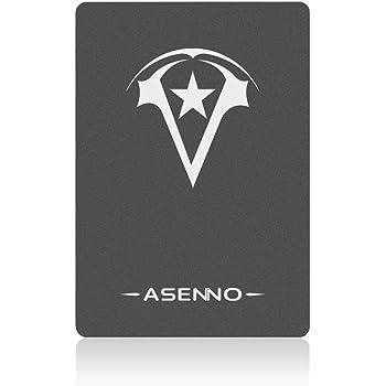 ASENNO 480GB 512GB 500GB 2,5 Pulgadas SSD con 512MB de Memoria ...