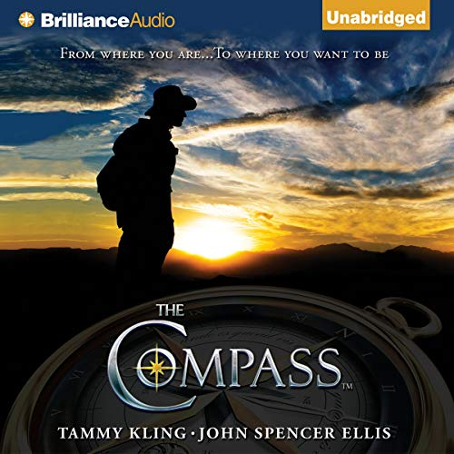 The Compass audiobook cover art