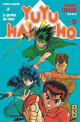 Yuyu Hakusho : Le Gardien des âmes, tome 9