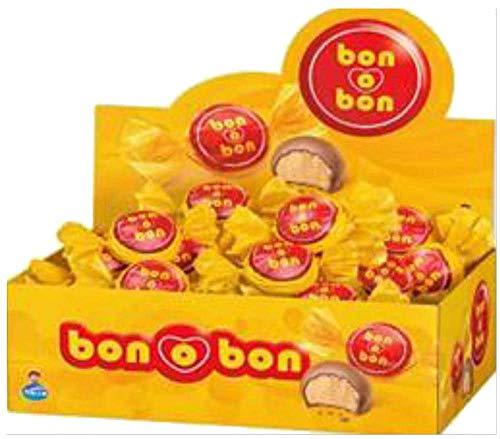 bon o bon Bombón sabor chocolate con leche 30u (450g)