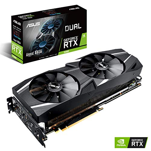ASUS 90YV0C32-M0NM00 GeForce RTX 2080 8GB GDDR6 Graphics Card