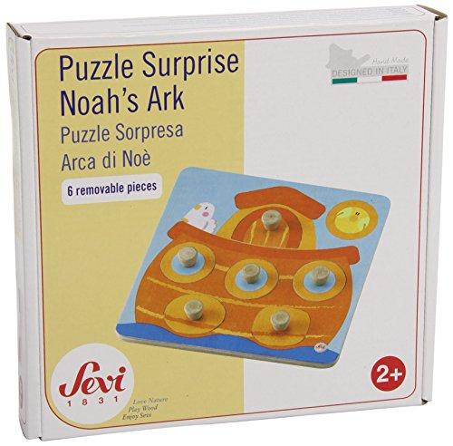 Sevi - 82672 - Puzzle - Surprise Arche de Noé