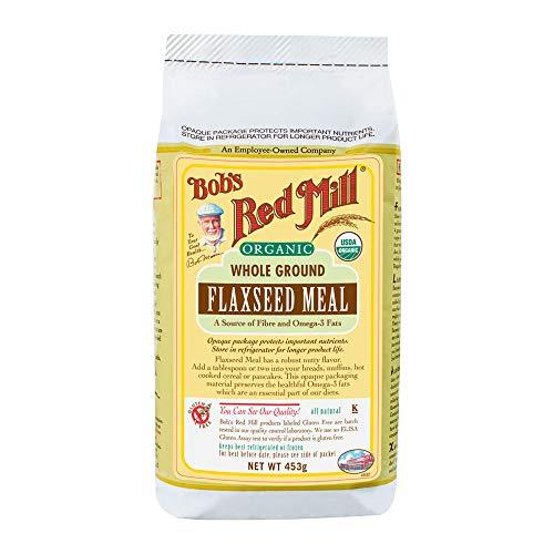 Bob's Red Mill Organic/Gluten Free Flaxseed Meal, 453g