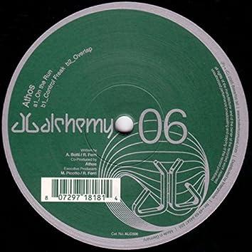 On the Run EP (2005)