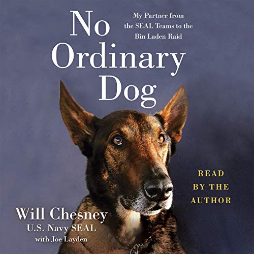 No Ordinary Dog cover art