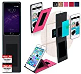Hülle für Meizu m2 note Tasche Cover Case Bumper   Pink  