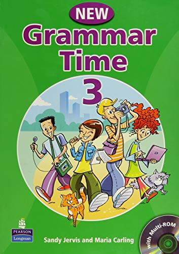 Grammar Time 3 Student Book Pack New Edition: Vol. 3