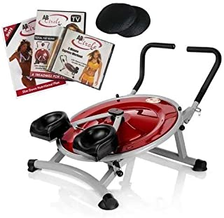 Pro Exercise Abs Core Workout & Fitness Machine w/ DVD   AS SEEN ON TV