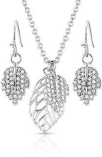 MONTANA SILVERSMITHS Women's New Growth Silver Jewelry Set