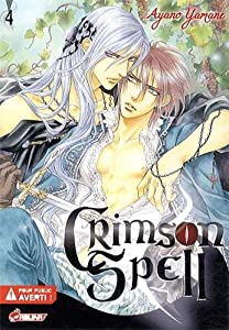Crimson Spell Edition collector limitée Tome 4