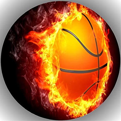 Premium Esspapier Tortenaufleger Tortenbild Basketball T22