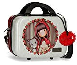Trousse de Toilette ABS Gorjuss Adaptable à Trolley Little Red Riding Hood