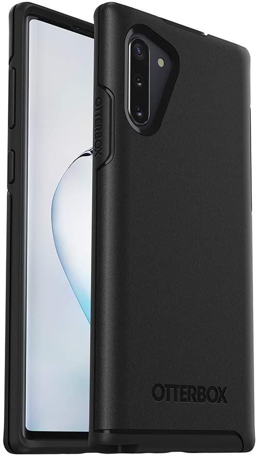 OtterBox Symmetry Series Case for Galaxy Note10 - Black
