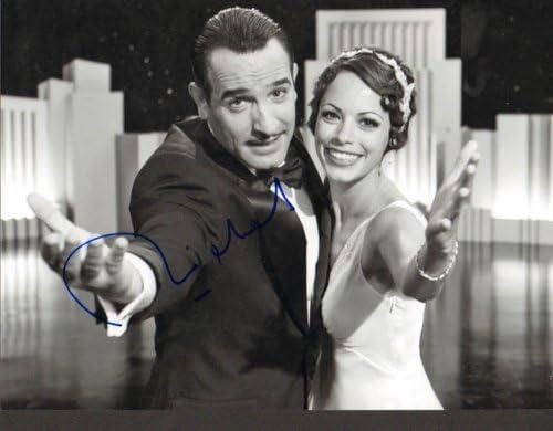 Michael Hazanavicius Signed Dancing 11x14 Some reservation New item RD AFTA Photo COA UACC