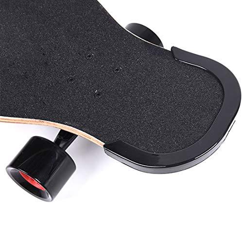 Acoser Skateboard Nasenschutz Longboard 2 Stücke 30cm Gummi Streifen Kantenschutz Geeignet Für Jungen Und Mädchen