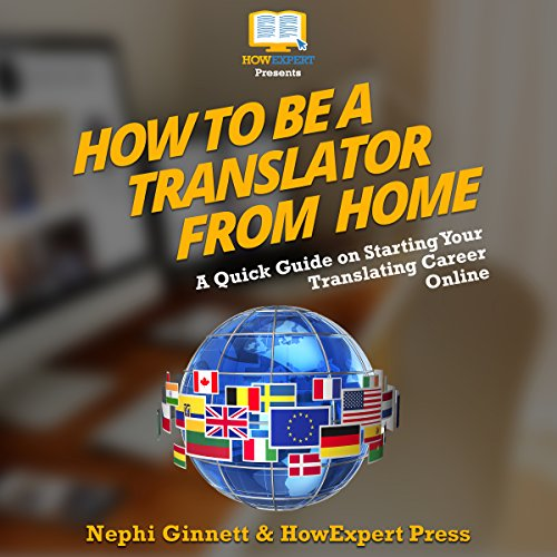 How to Be a Translator from Home cover art