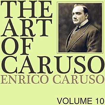 Enrico Caruso, Vol. 10