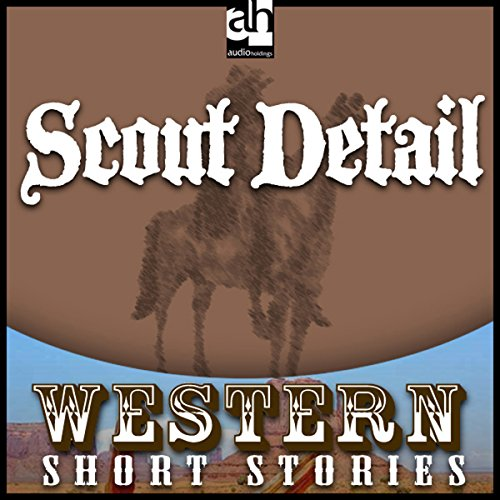 Scout Detail audiobook cover art