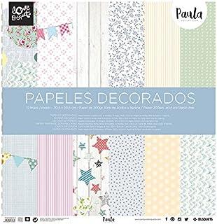 Busquets Papier Paula Scrapbook 30,5x30,5