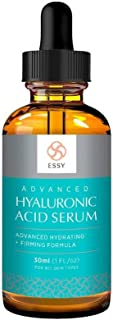 Essy Hyaluronic Acid Serum for Your Skin with Advanced Hydrating Anti-aging Formula