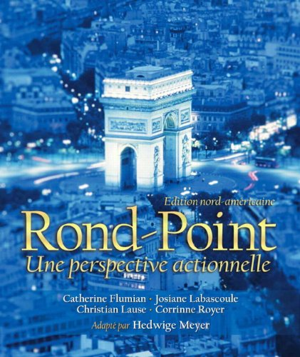 Rond-Point: Édition nord-américaine