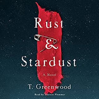 Rust & Stardust audiobook cover art