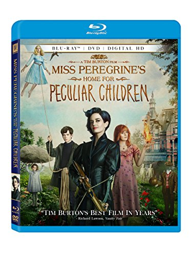 Miss Peregrine's Home for Peculiar Children [Blu-ray]